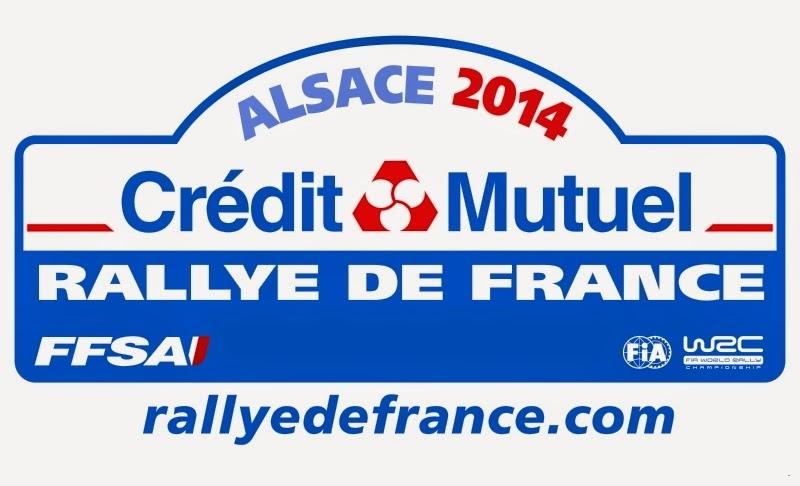 rajd Francji 2014 logo