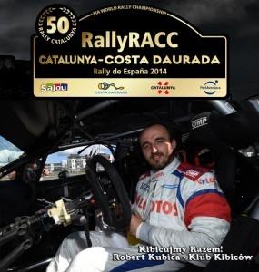 Robert Kubica - Rally Espana 2014