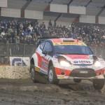 Kubica Ford Fiesta RS WRC 2014