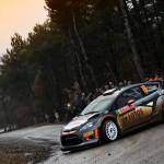Robert Kubica WRC 2015 Fiesta