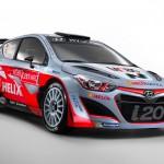 i20 WRC 2015