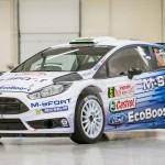 Fiesta 2015 WRC