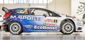 Ford Fiesta WRC 2015