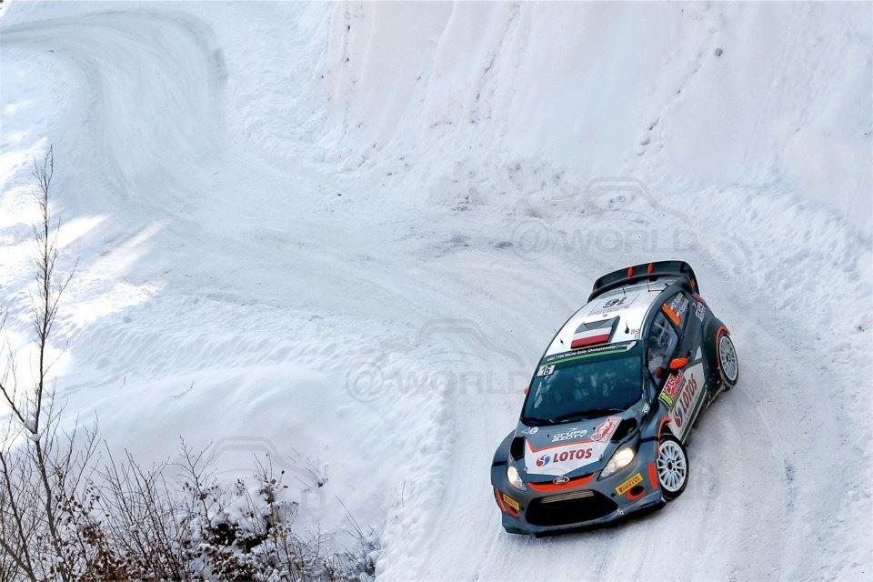 Robert Kubica - RK WRT Ford Fiesta WRC 2015 -02