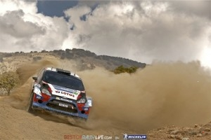 AUTOMOBILE: Rally du Mexico - WRC -06/03/2014