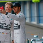 F1 Hamilton Rosberg