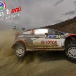 Robert Kubica - MeXAtak - Rally Mexico 2015