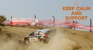 Keep Calm And Support - Kubica Szczepaniak