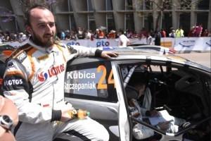 Robert Kubica  Maciek Szczepaniak - 24 - Rajd Argentyny