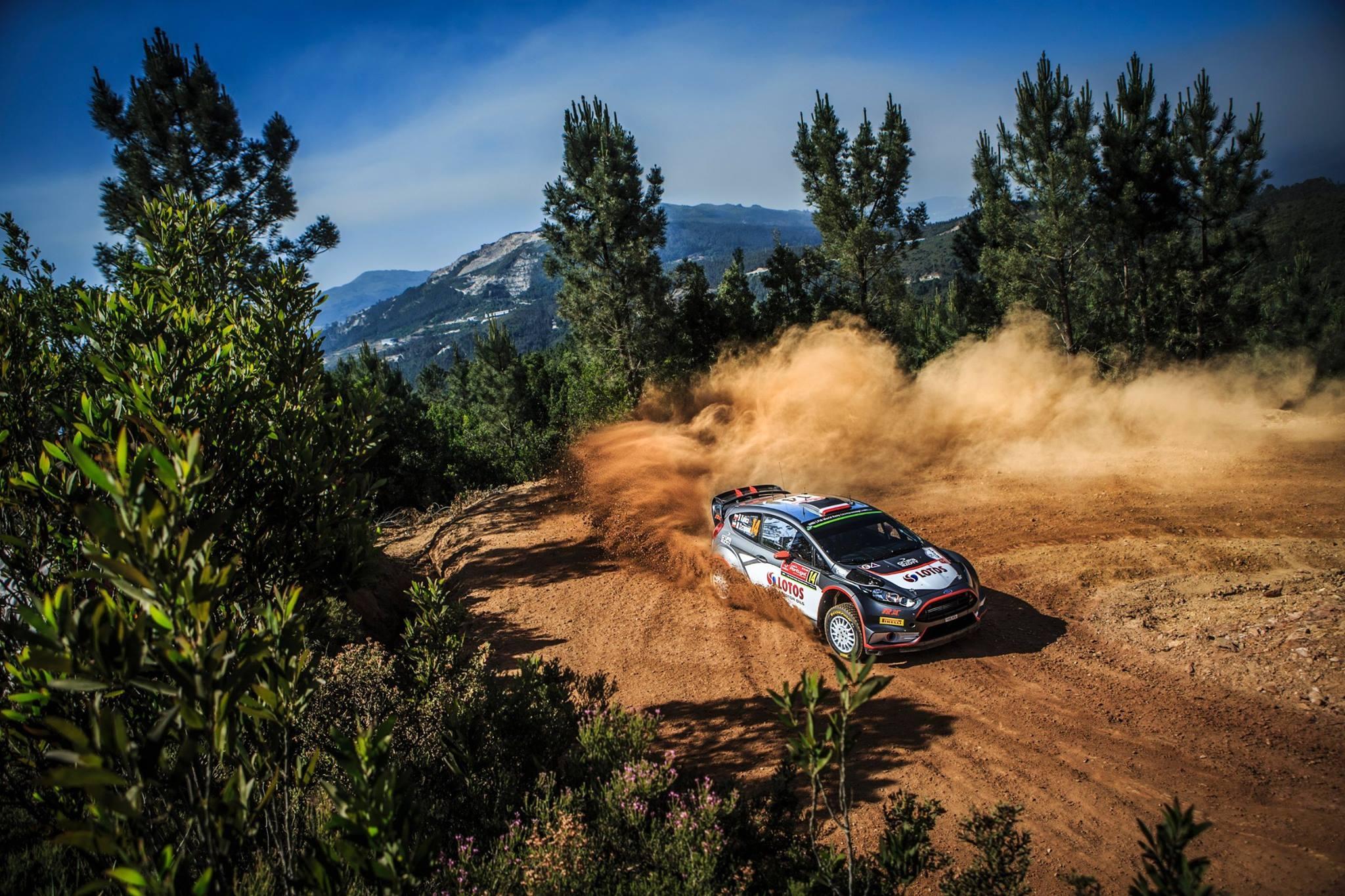 Robert Kubica fot. WRC