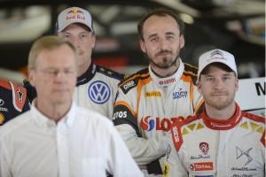 Robert Kubica - Rally Portugall 2015