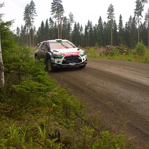 Good morning from Jämsä! @MadsOstberg testing today