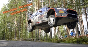 Robert Kubica - Rally Finland 2015 - Dzień 2