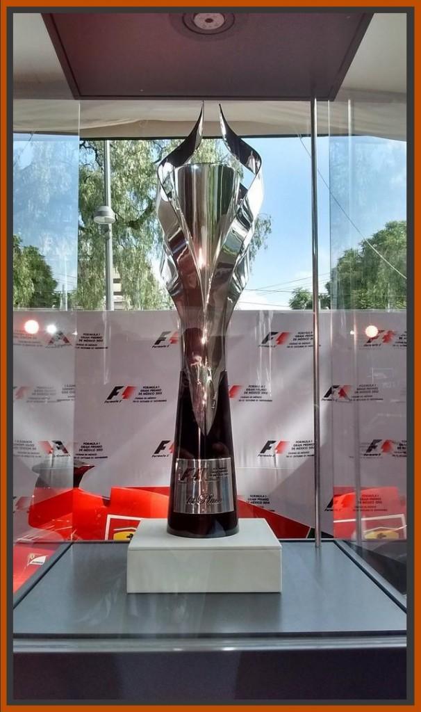 trofeo F1 Mexico