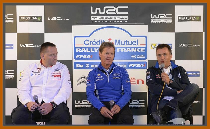 wrc-rallye-de-france-2013-yves-matton-citro-n-malcolm-wilson-m-sport-jost-capito-volkswage