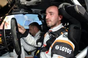 Robert Kubica - Wales Rally GB 2015