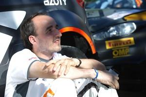 Kubica WRC tory 2016