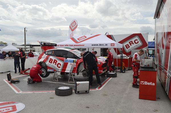 Robert Kubica & BRC Racing Team 2016