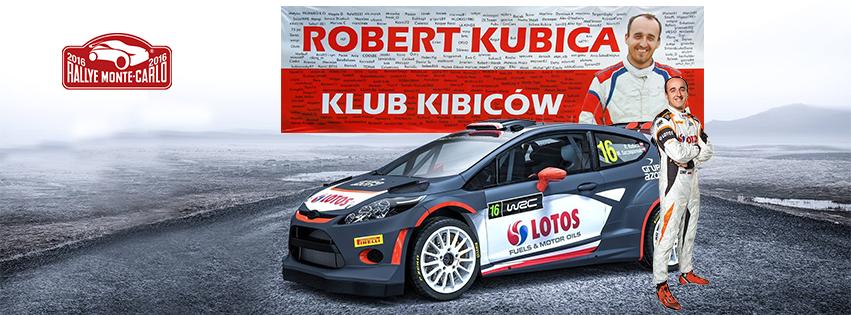 Robert Kubica - RK WRT Ford Fiesta WRC - Monte Carlo 2016
