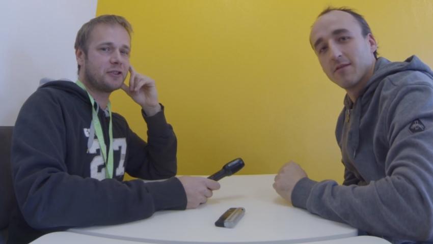 Robert Kubica wywiad po rajdzie monte Carlo 2016