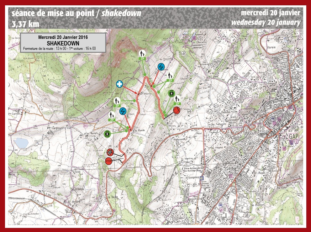 shakedown map monte