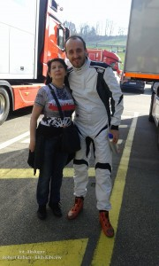 Robert Kubica 12h Italy-Mugello 02 fot. Akslugor