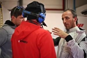 Zientarski Kubica wróci do F1, choć nie w roli kierowcy