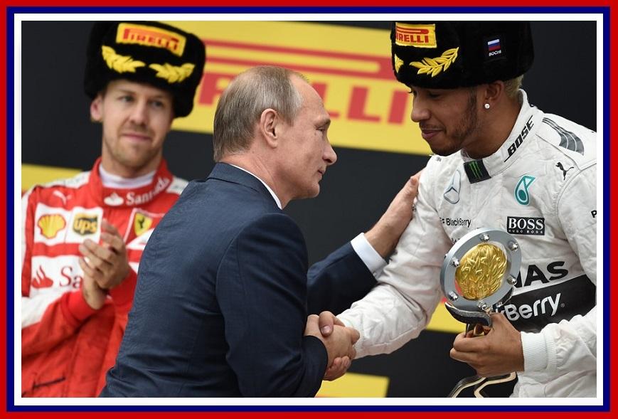 Russia f1 gp (12) sochi podium