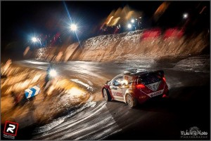 Kubica - Rajd Monte Carlo 2016