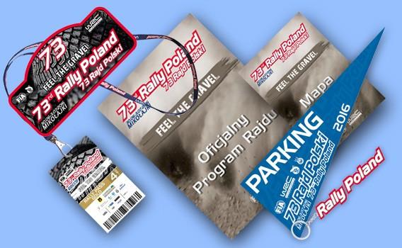 Rally Pass 73 Rajd Polski
