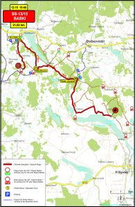 OS13-15 Babki - 73 Rajd Polski: Rally Poland 2016