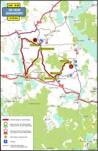 OS18-20 Baranowo - 73 Rajd Polski: Rally Poland 2016