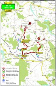 OS3-7 Wieliczki - 73 Rajd Polski: Rally Poland 2016