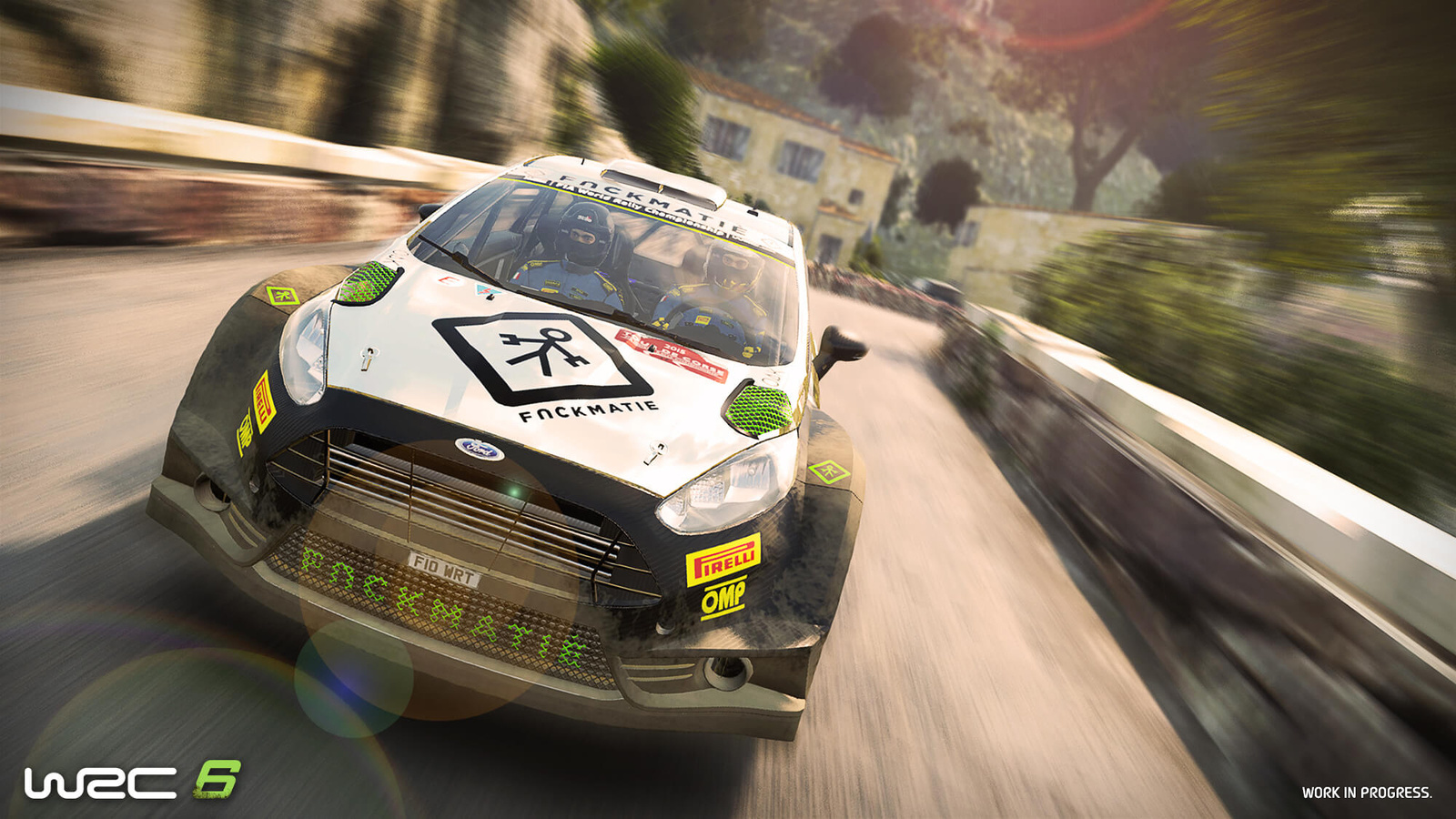 Gra WRC 6 już tej jesieni !