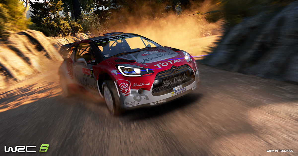 Gra WRC 6 już tej jesieni!