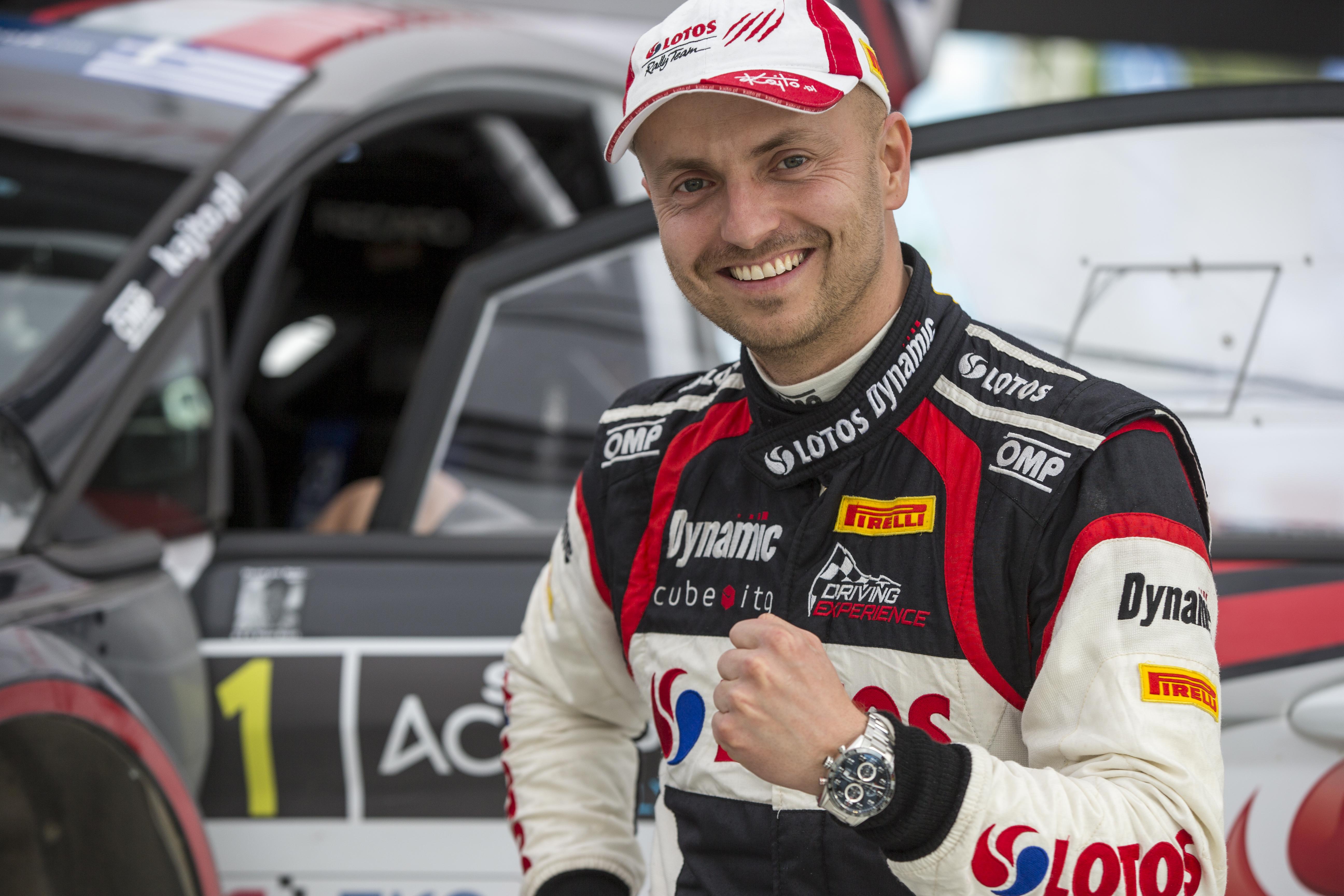 Kajetanowicz zadebiutuje w Mistrzostwach Świata podczas domowej rundy Rajd Polski Rally Poland