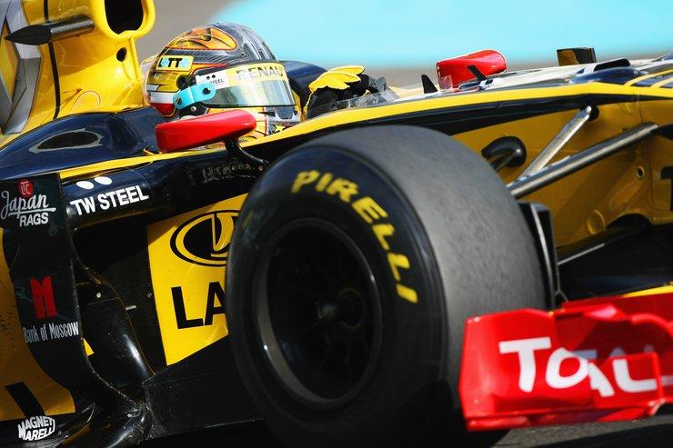 Kubica mógłby powrócić do F1 jako kierowca testowy Pirelli