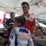 Robert Kubica - Driver Coaching Rok Cup Italia 07.05.2016 01