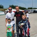 Robert Kubica & Hubert Laskowski - WSK Super Master Adria International Raceway