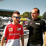 Robert Kubica - Rok Cup Italia 08.05.2016 02