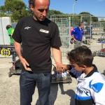Robert Kubica - Rok Cup Italia 08.05.2016