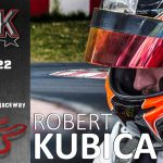 Robert Kubica startuje w WSK Super Master Series Runda 4 Karting