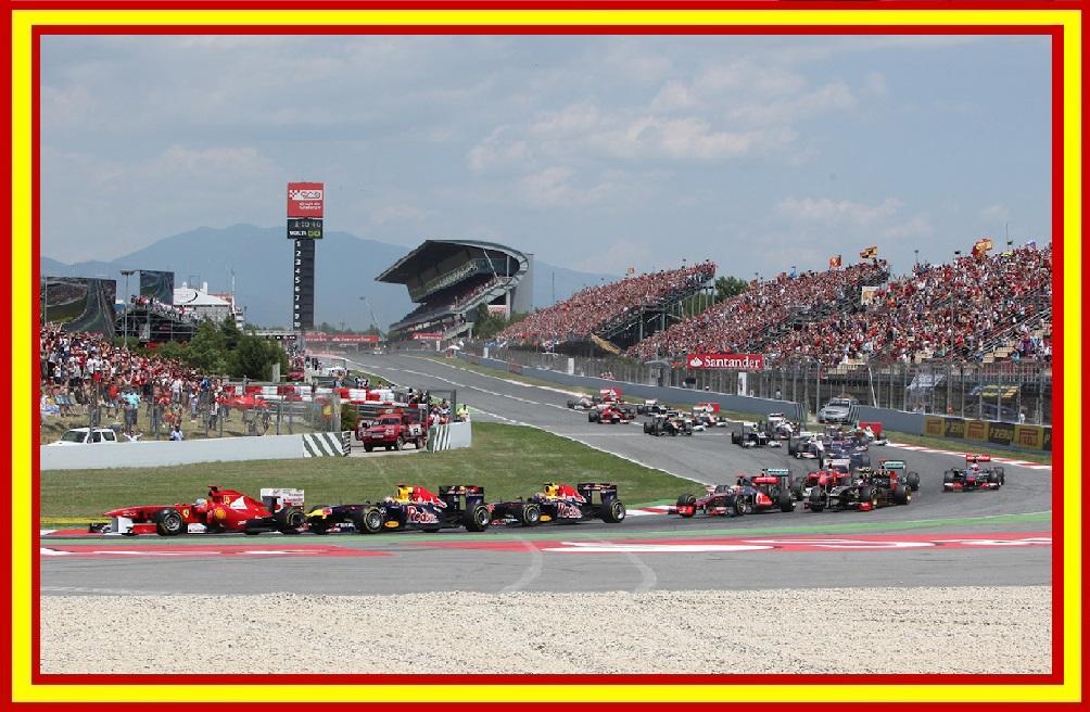 Circuit de Catalunya, Barcelona, Spain
