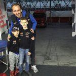 Robert Kubica tor Kartingowy Adria 03
