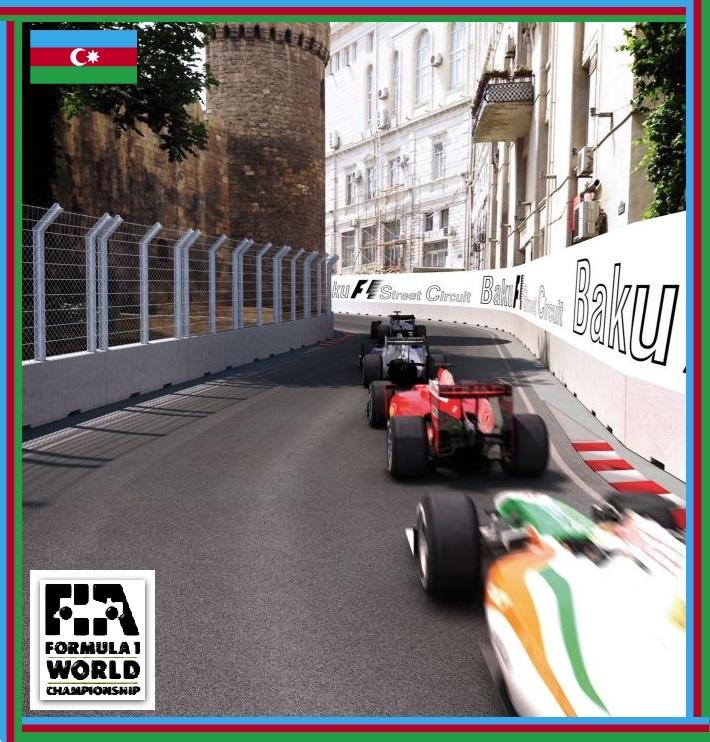 Baku F1 2016