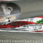 Kubica on The Track