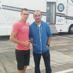Robert Kubica - Adria International Raceway 04.06.2016