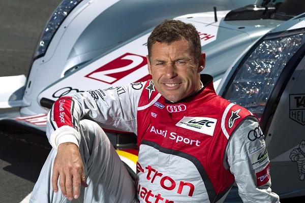 Audi Test Tom Kristensen (DK)