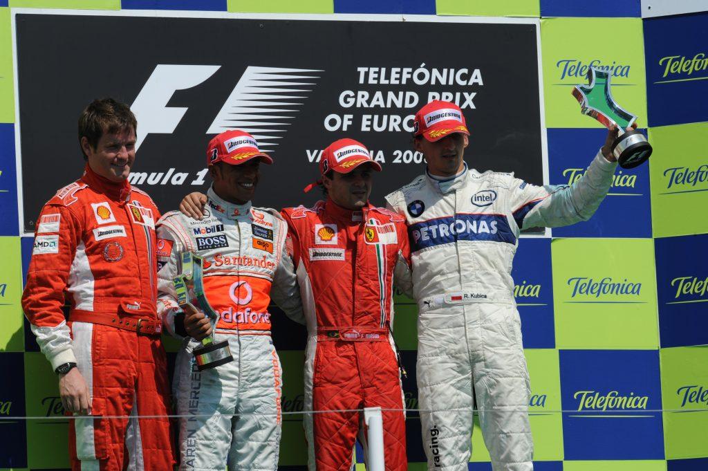 2008 European Grand Prix. Valencia Spain