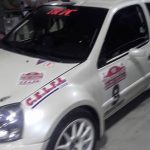 51.Rally Coppa Citta di Lucca Robert Kubica Maciek Szczepaniak